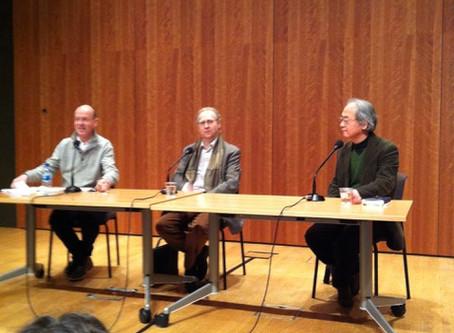 06 mars 2013 / Entretien avec Daniel Arsand dans le cadre des Rencontres littéraires du Petit Palais