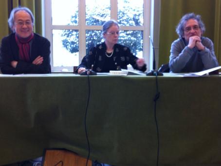 18 mars 2012 / Intervention auprès de l'École de Psychanalyse Sigmund Freud