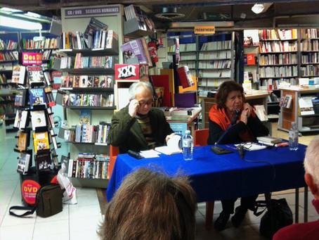 18 mars 2013 / Rencontre à la librairie Sauramps à Montpellier