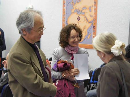 24 mars 2012 / la cérémonie de remise des prix de l'ADELF