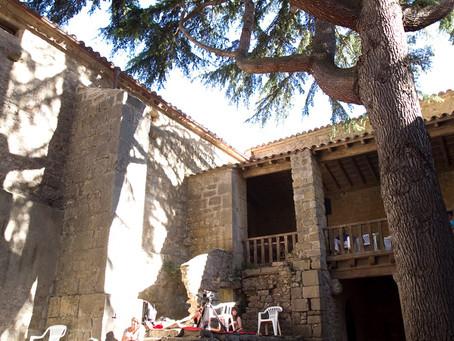 Du 5 au 12 août 2011/ Le Banquet du Livre à Lagrasse dans l'Aude
