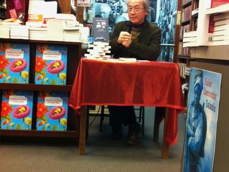 28 février 2013 / Rencontre autour de Mélodie, chronique d'une passion à la librairie Gallimard