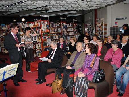 """16 mars 2011 : """"Renaître avec la langue française"""", conférence à Rillieux-la-Pape"""