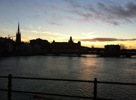 Du 13 au 18 novembre 2012 : séjour en Suède
