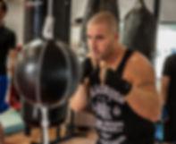 Michael Moffat boxe parabellum rive-nord