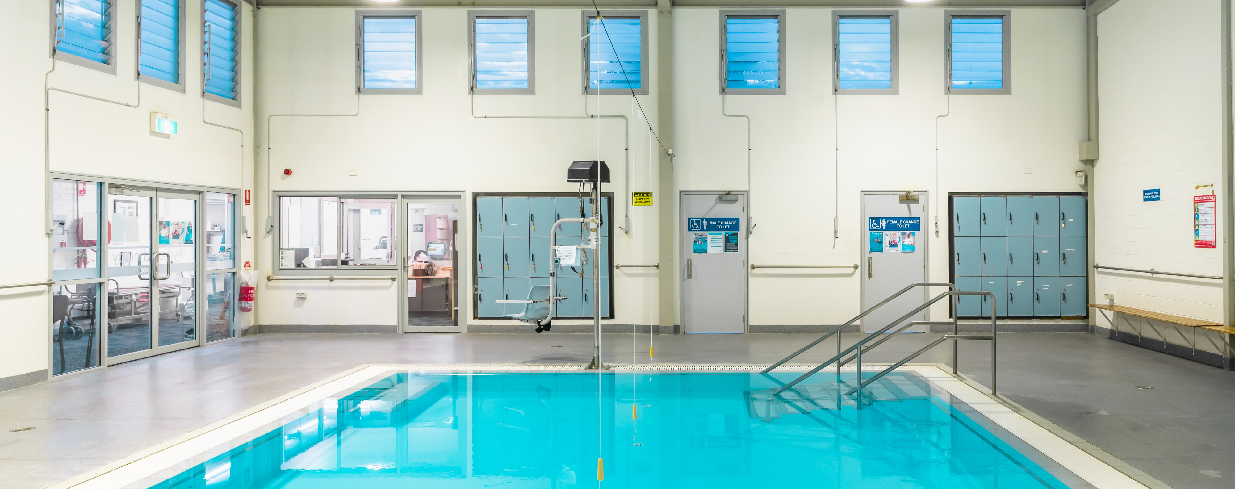 Newcastle Aquatic Physiotherapy Hydrothe