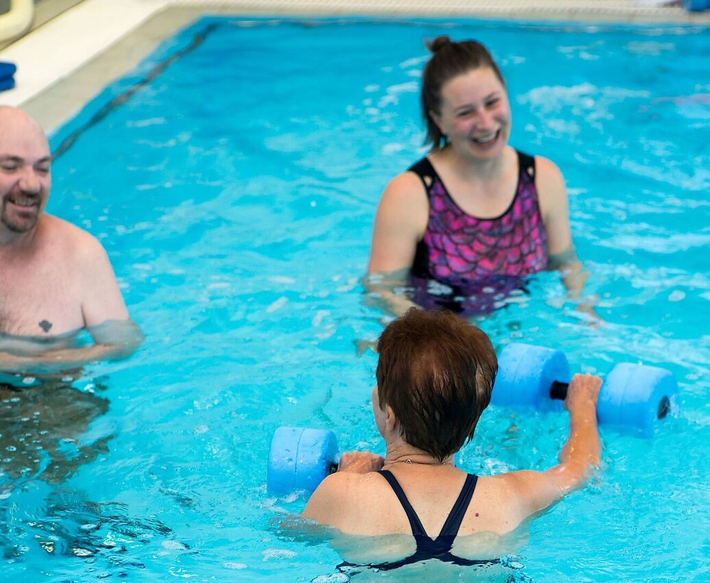 Newcastle Aquatic Physiotherapy Aqua Fitness