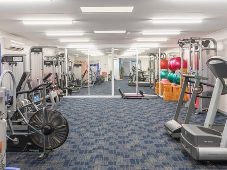 """NAP:  Not a """"regular gym"""""""