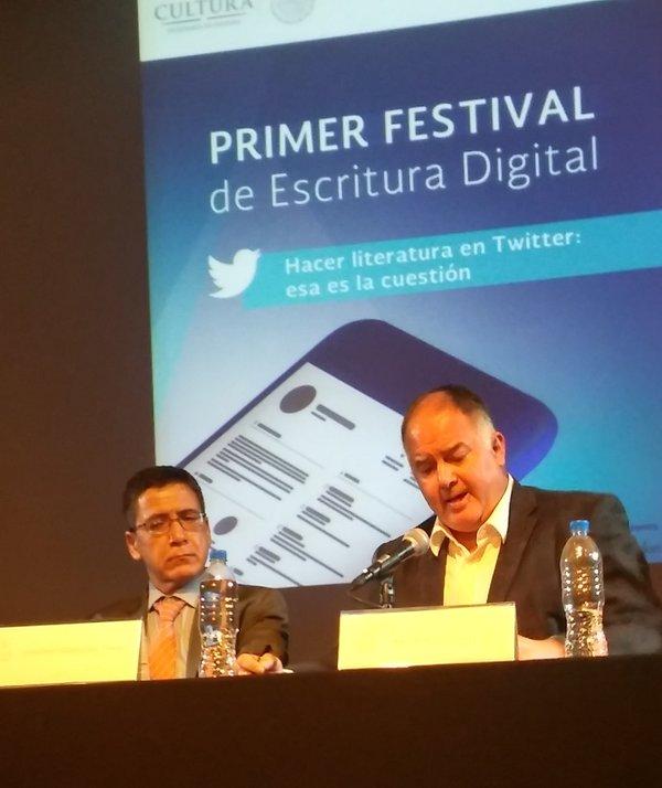 Primer Festival de Escritura Digital