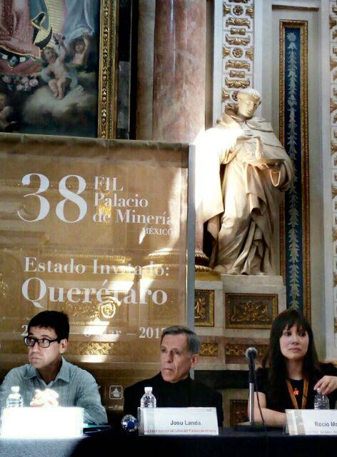 38 FIL Palacio de Mineria
