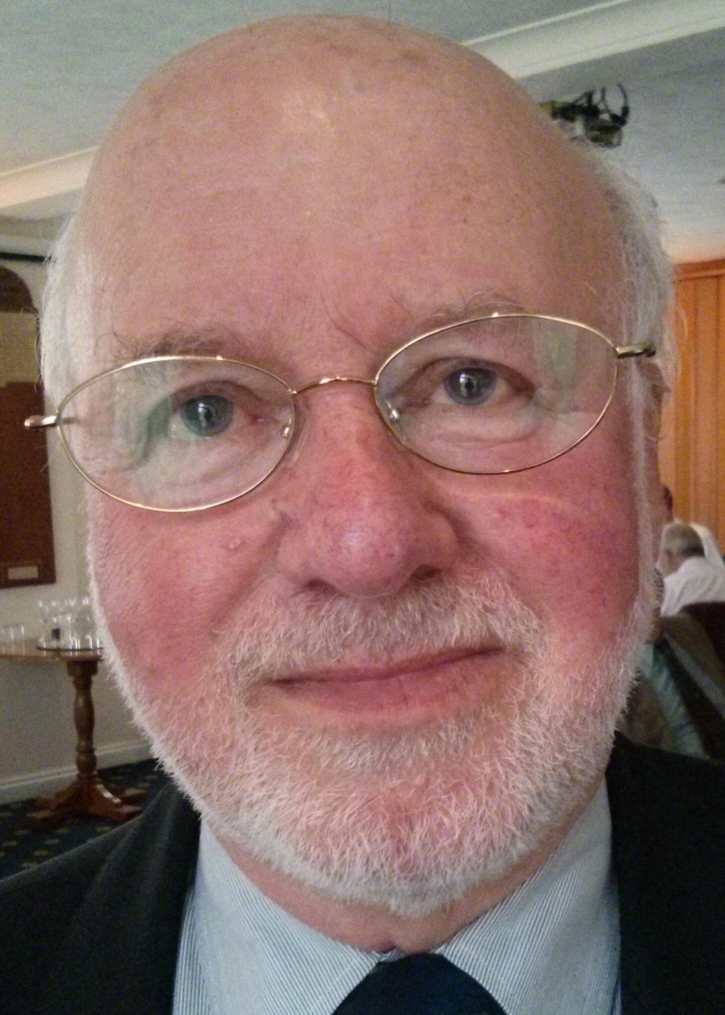 Ray Kay - Charity and Welfare Secretary.