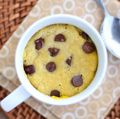 Recipe Share: Mug Cookie for One
