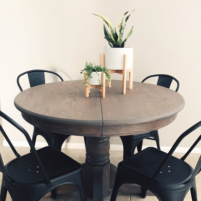 Dining Room Refresh-Work In Progress