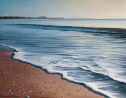 Quiet Morning, Red Beach