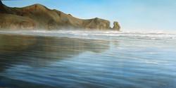 Bethells Low Tide