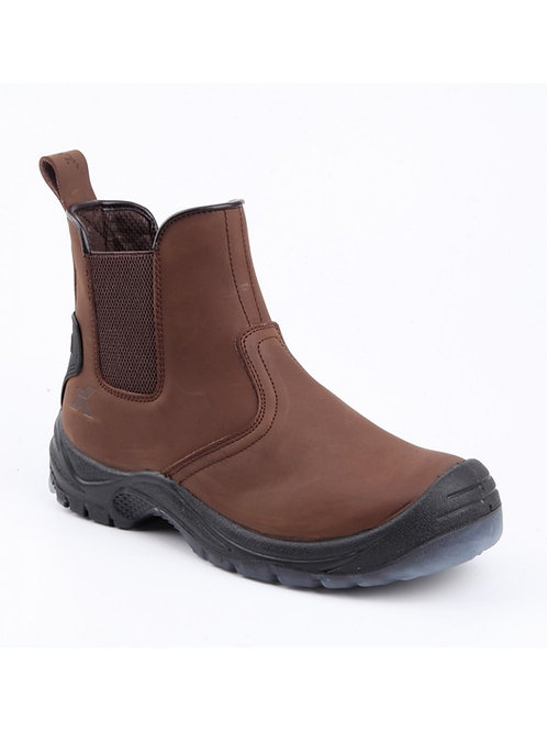 Xpert Defiant Safety Dealer Boots