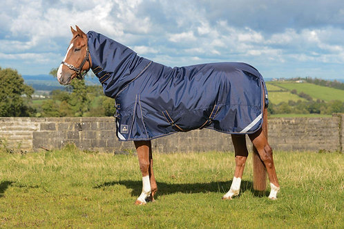 Mackey Wicklow Turnout Rug with Detachable Neck