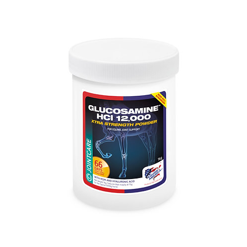 Equine America Glucosamine HCI 12000 - Premium Qualit