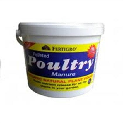 Fertigro Poultry Manure