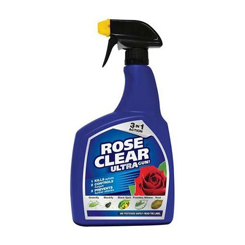 Rose Clear Ultra 1 Litre Spray