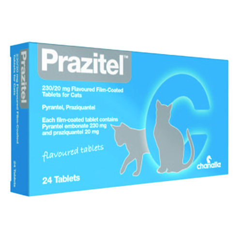 Prazitel Plus Cat Wormer