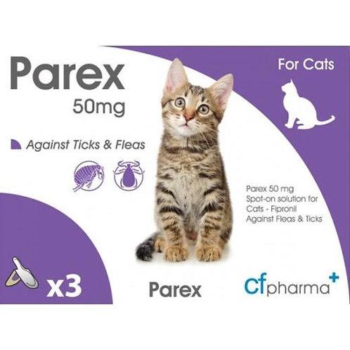 Parex Cat/Dog Flea & Tick Treatment