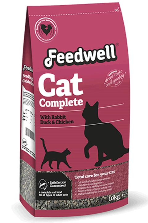 Feedwell Cat