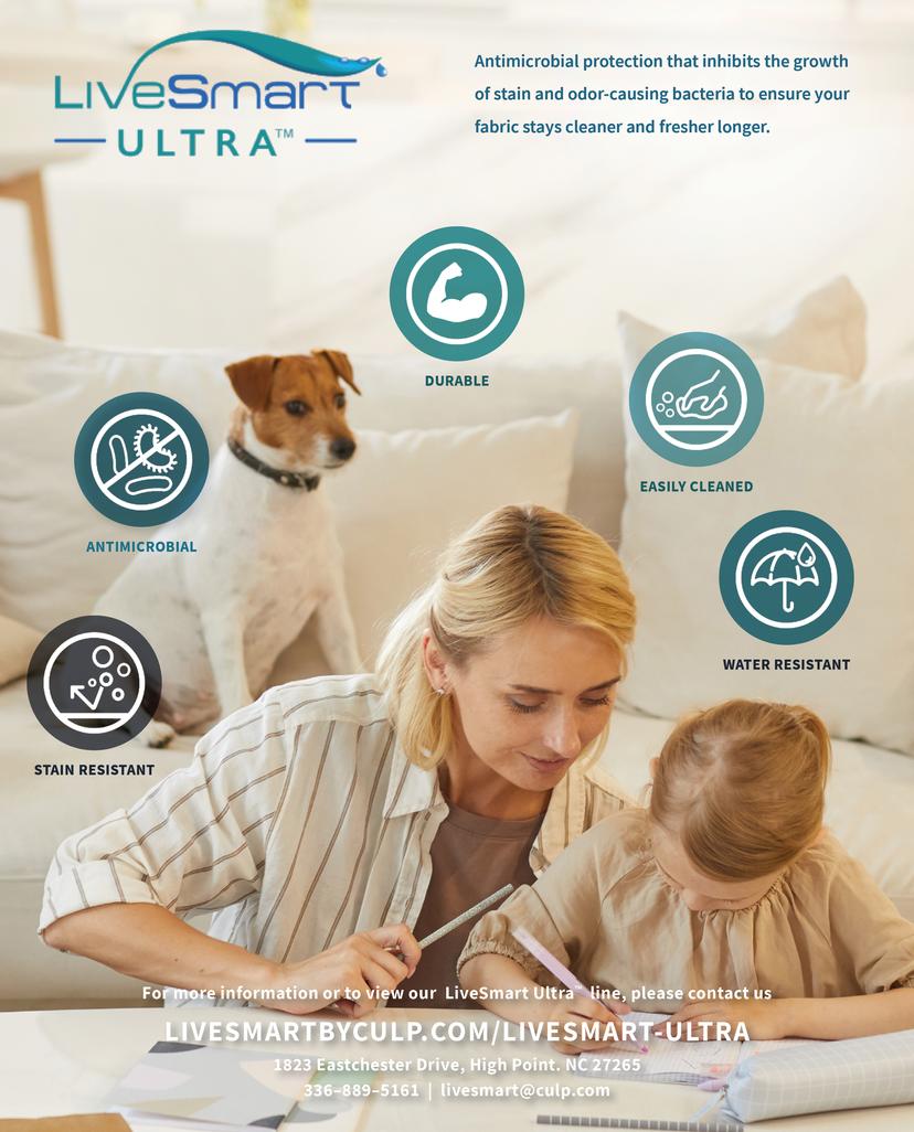 LiveSmart Ultra Info Sheet Front