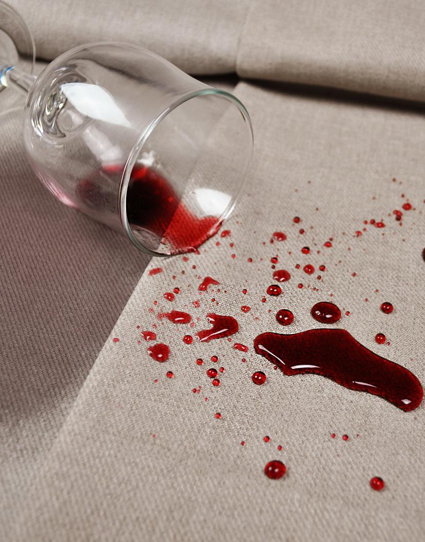 LiveSmart Wine Spill