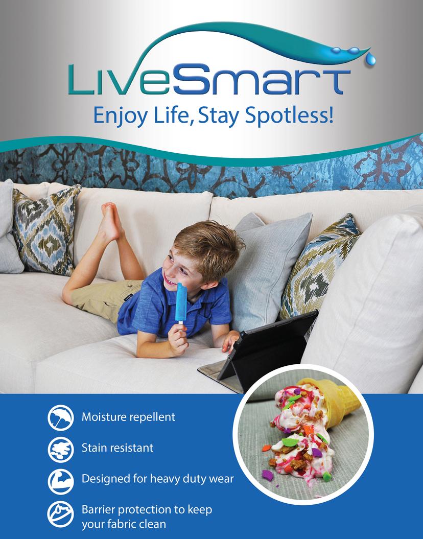 LiveSmart Info Sheet Front