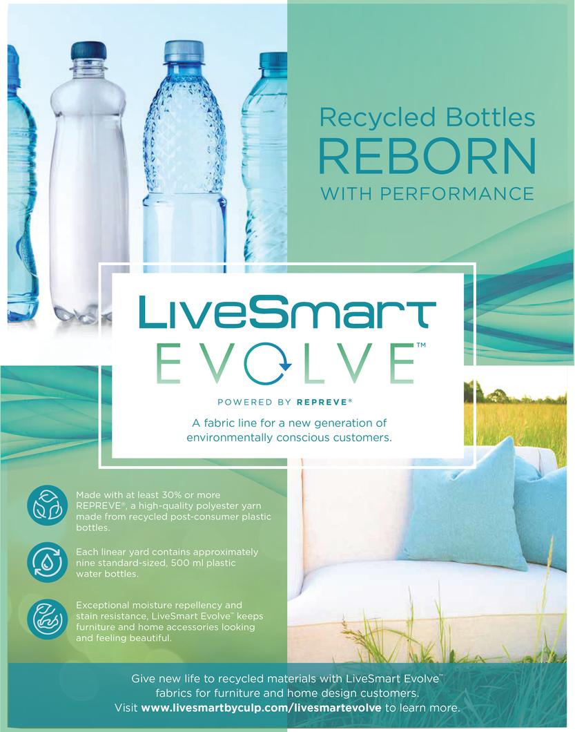LiveSmart Evolve Info Sheet Front