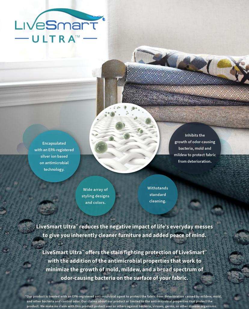 LiveSmart Ultra Info Sheet Back