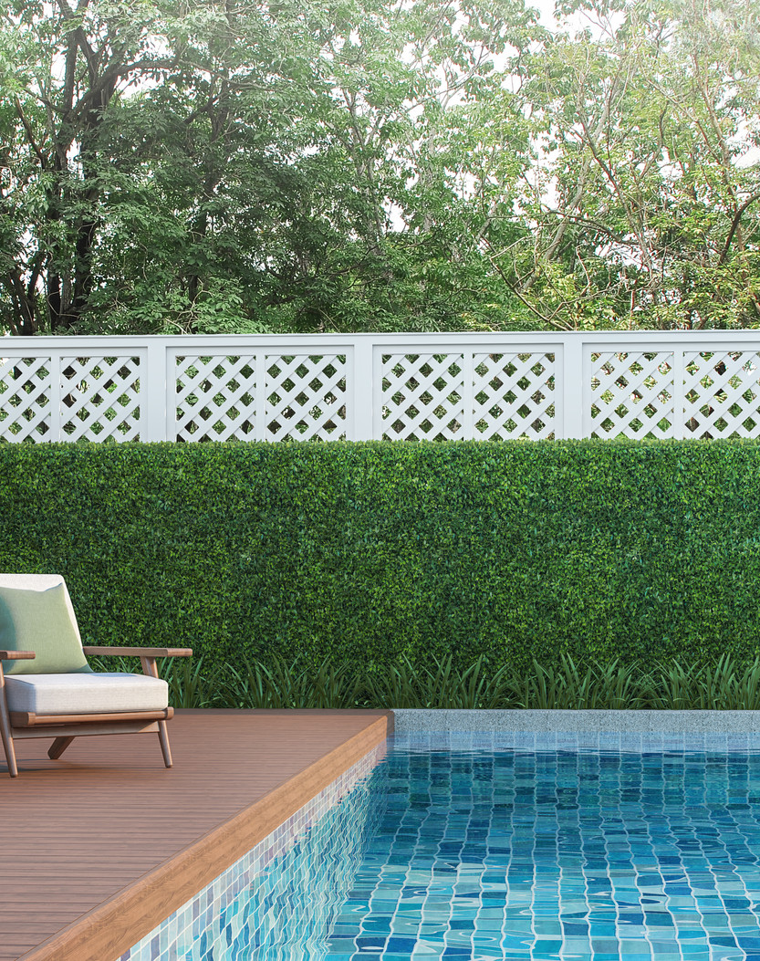 LiveSmart Outdoor Furniture by the Pool