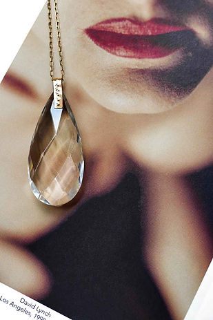 Collier-Fetiche-Necklace-Fetish-Cristal-