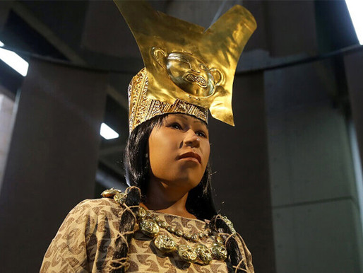 Les Reines du Pérou ancien