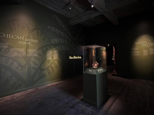 Le Musée Larco ouvre les portes de sa nouvelle Galerie Érotique