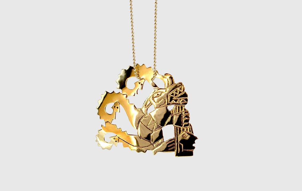 Motche Joaillerie Precolombienne. Collie