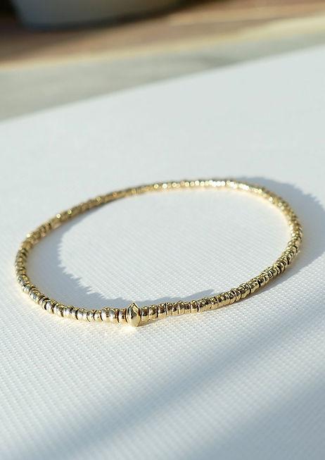 Bracelet-1001-perles.-Gold-18k.-Art-Prec
