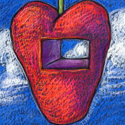 CORAZON  MAGRITTE