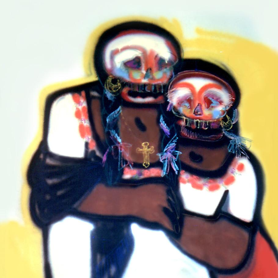 LA HIJA Y MADRE