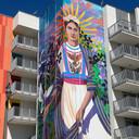 LA REINA  NUEVA DE LOS ANGELES