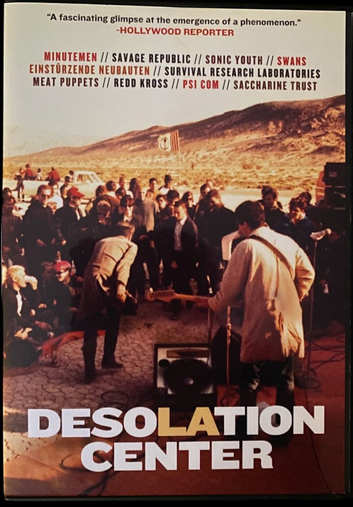 Desolation Center DVD