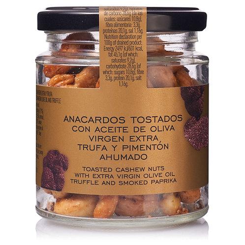 Noix de cajoux à la truffe et au paprika - LA CHINATA