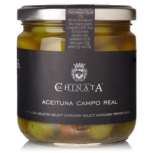 """Olives """"Campo Real"""" 350g - LA CHINATA"""