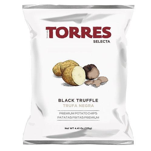 Chips à la truffe noire - TORRES 125g