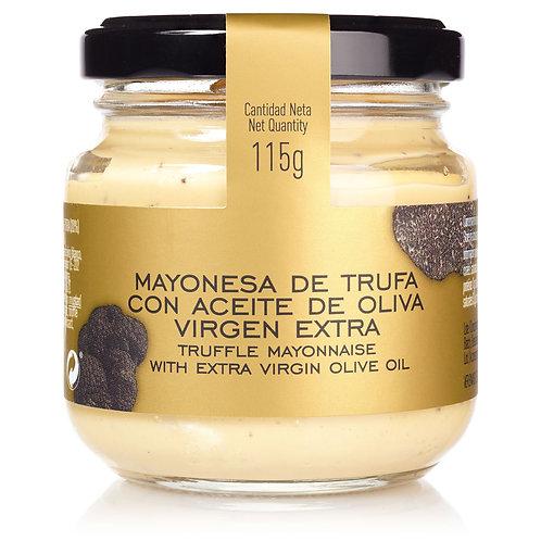 Mayonnaise à la truffe noire - La Chinata