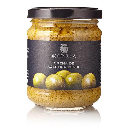 "Crème onctueuse ""Olives Vertes"""