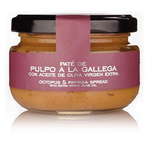 Paté de Poulpe de Galice - LA CHINATA