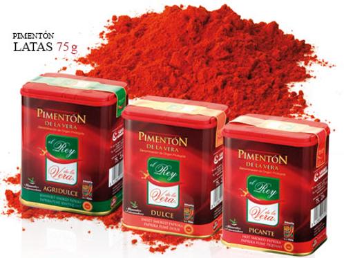 Pimenton de la Vera (Paprika) - Doux (75g)