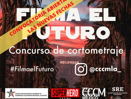Concurso de Cortometraje:Filma el Futuro